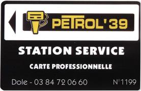 Carte Carburants