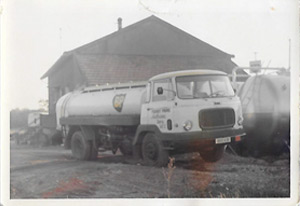 PETROL PERRET en 1960 - 2