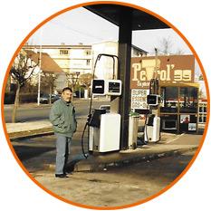 PETROL PERRET en 1982
