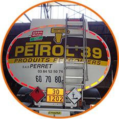 PETROL PERRET en 2001