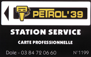Carte Carburant Petrol Perret