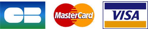 Paiement CB - Visa - Mastercard